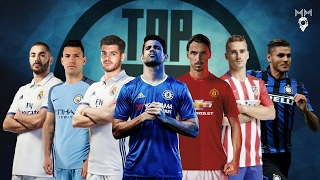 Top 10 Strikers in The World For The 2017 HD  ●||Top 10 Strikers in Football 2017||● ©