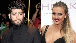 Perrie Edwards CONFIRMS Zayn Dumped Her Via Text