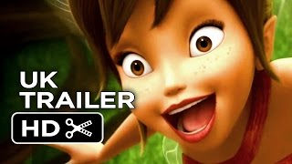 Tinker Bell and the Legend of the NeverBeast UK TRAILER 1 (2014) - Disney Movie HD