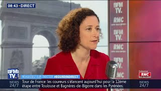 Emmanuelle Wargon était Dans Bourdin Direct Sur RMC Et BFMTV