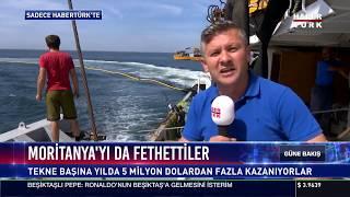 Habertürk TV Moritanya