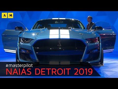 Mustang Shelby GT500 700 CV per la Ford più potente di sempre ENGLISH SUB