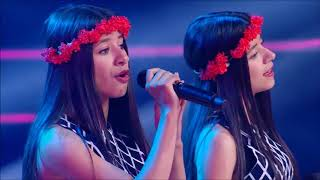 Twins | Gemel@s - The Voice Kids/Teens - Audiciones/Blind Auditions
