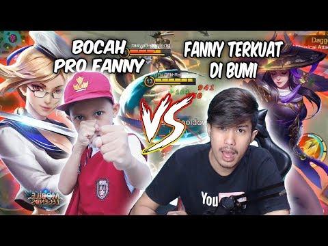 Xxx Mp4 BOCAH SD PRO FANNY VS FANNY TERKUAT DI BUMI Mobile Legends Indonesia 3gp Sex