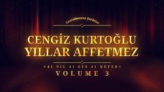 Cengiz Kurtoğlu - Yıllar Affetmez - (Official Audio)