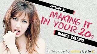 Making It In Your 20s: Julz Savard The Cave Ep 51
