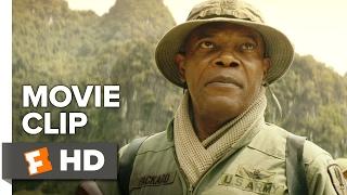 Kong: Skull Island Movie CLIP - Magnificent (2017) - Samuel L. Jackson Movie