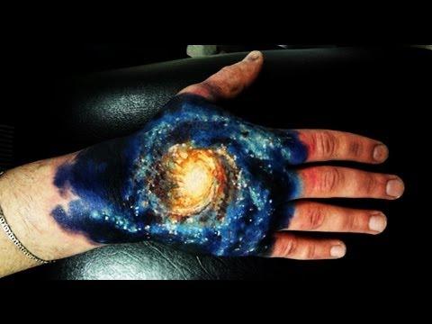 Best 3D Tattoos 3D Hand Tattoo Designs ►Part 2