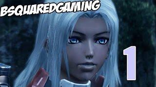 Xenoblade Chronicles X Gameplay ITA Parte 1 - Risveglio