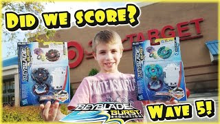 NO WAY! Beyhunting Every Day at Target and Walmart for BEYBLADE BURST WAVE 5 SWITCHSTRIKE - Toy Hunt