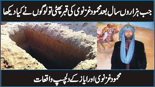 History of Sultan Mehmood Ghaznavi in Urdu Hindi | Discover The World