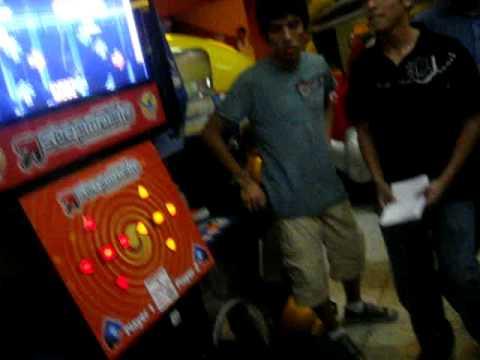 Neo Geo Cine Excelsior Torneo ITG - Sun Son Sunday ( Orange Mix ) - Necromeku vs Sora