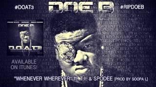 Doe B - Whenever Wherever (Official Audio)