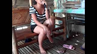 ayaw ko pasakiti ( do i have to cry for you) cover by Jodielynn xD