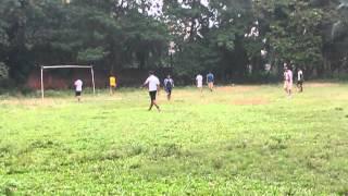 Archetype kolkata football match