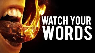 WATCH YOUR WORDS THIS RAMADAN!