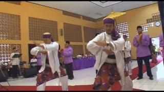 Upacara Adat Islami Rumah Nasyid Lisan