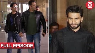 Salman Returns To Abu Dhabi For