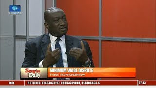Minimum Wage Dispute: Capacity Of States Questioned As Council Approves N27,000 Pt.2
