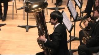 Capriccio for Tuba and Concert Band - Rodney Newton(1945~)   Tuba JeongGil Park