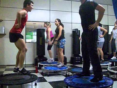 Jump fit aula 45 Cardi 5 Profº Cleiton Assis.AVI