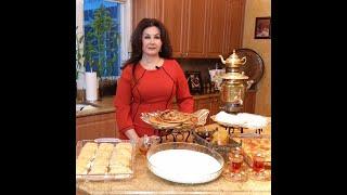 cooking with samira # 116 كيمر عراقي Iraqi gamar، كاهي عراقي Iraqi kahi