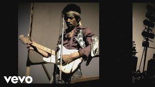 Jimi Hendrix - Red House - Santa Clara 1969