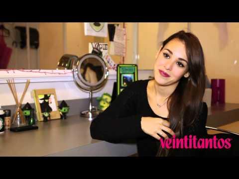 Danna Paola nos cuenta sobre su experiencia en Wicked