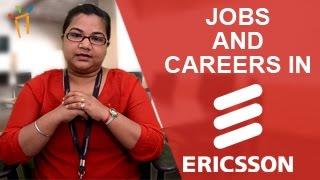 ERICSSON– Recruitment Notifications, IT Jobs, Walkin,Career,Oppurtunities, Campus placements