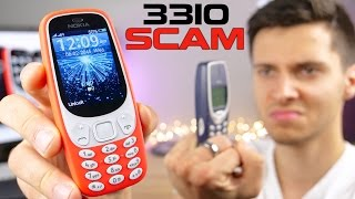 New Nokia 3310 Unboxing & Review - I Got Scammed :(