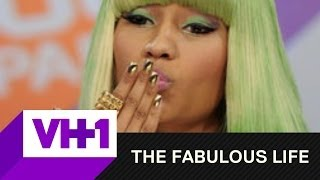 Nicki Minaj's VIP Nails + The Fabulous Life of Nicki Minaj + VH1