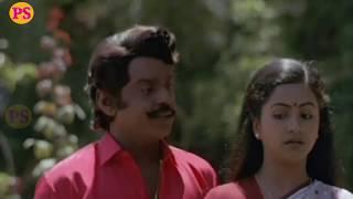 மயங்கினேன் சொல்ல தயங்கினேன் #Mayanginen Solla Thayanginen #Vijayakanth,Radha In Super Hit Song