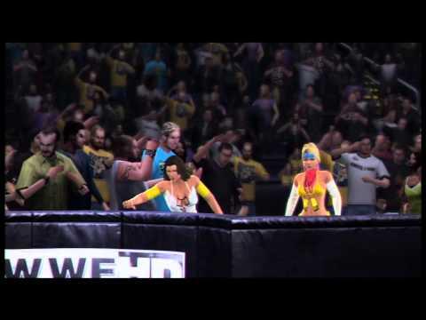WWE 2K14 (PS3)  CAW - Gullwings (Final Fantasy X-2)
