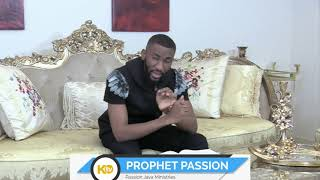How to Receive the Anointing || Prophet Passion Java
