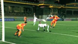 Bhutan vs Qatar: 2018 FIFA WC Russia & AFC Asian Cup UAE 2019 (Qly RD 2)