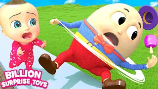 Humpty Dumpty | BST Kids Songs & Nursery Rhymes
