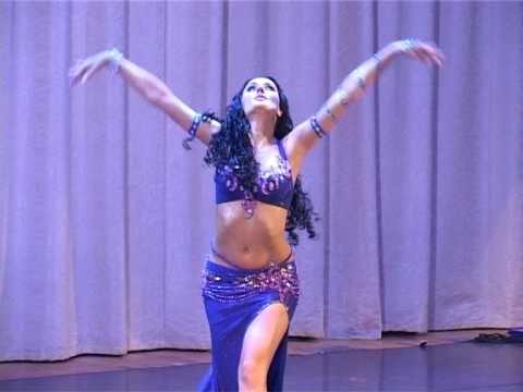 Aida russian bellydancer Ana Bastanak
