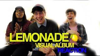 Lemonade Beyonce Visual Album (REACTION)