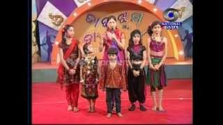 Ankita's Dance in FINAL of Tak Jhum Ta Na Na on DD (ODIA).wmv