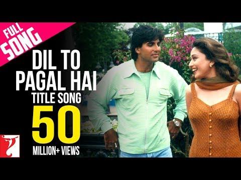 Xxx Mp4 Dil To Pagal Hai Full Title Song Shah Rukh Khan Madhuri Karisma Akshay Lata Udit 3gp Sex