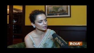 Kangana Ranaut talks about her love for Hindi language