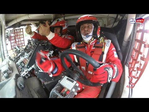 Dakar 2017 WAR ZONE Stage 12 Buenos Aires Eurol VEKA MAN Rally Team