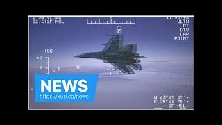 News - Russia mocks U.s. pilots in aggressive encounters, jet fighter