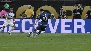 اهداف مبارة الارجنتين و الولايات المتحدة الأمريكية 4-0 كوبا أمريكا المئوية 22-6-2016