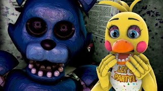 TOY CHICA PLAYS: Five Nights at Candy's (Night 5)