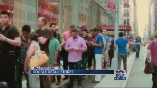 Google Retail Shops Coming?