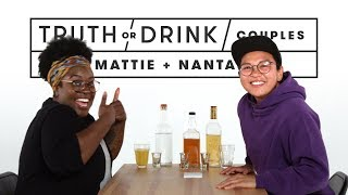 Couples Play Truth or Drink (Mattie & Nanta)   Truth or Drink   Cut
