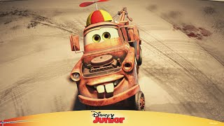 Biler: Da Taue-Bill var monstertruck-bryter - Disney Junior Norge