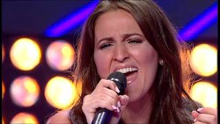 Andrea Teja - Beyonce - Halo - X Factor Romania, sezonul trei