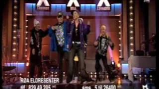 Norske Talenter 2009 - Røa eldresenter - Semifinale